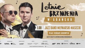 Bilety na Letnie Brzmienia: Jazz Band Młynarski - Masecki