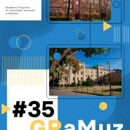 GRaMuz #35 | Nasze Nadzieje - koncert wieńczący Dni Otwarte aMuz 2021