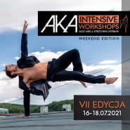 AKA Intensive Workshops, Jazz Labs & Stretching Extreme | VII edycja