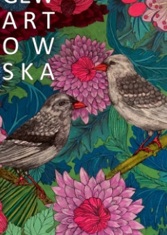 Agnieszka Gewartowska. Natura jest fascynująca - wystawa malarstwa