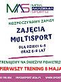 Multisport - pierwszy trening