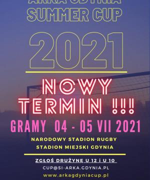 Arka Gdynia Summer Cup 2021