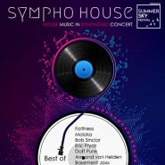 Sympho house  - House music in Symphonic concert