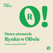 Nowe otwarcie Rynku w Oliwie