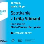 Literacki Sopot 2021: Spotkanie z Leïlą Slimani