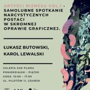 Artyści Biznesu Vol.1: Karol Lewalski / Łukasz Butowski