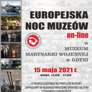 Noc muzeum w Muzeum Marynarki Wojennej