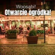 Majowy sylwester!|Otwarcie ogródka Woosabi!