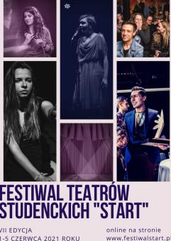 VII Festiwal Teatrów Studenckich START