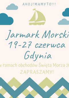 Święto Morza 2021: Jarmark Morski