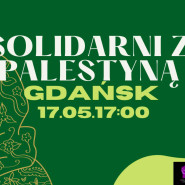 Solidarni z Palestyną