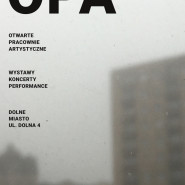 OPA # 01 | Otwarte Pracownie Artystyczne