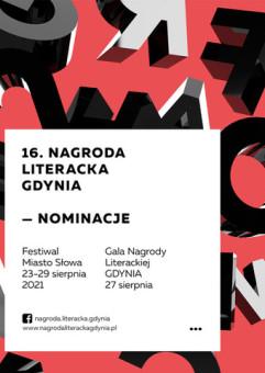 Gala Finałowa Nagrody Literackiej 2021