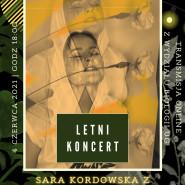 Letni Koncert ACK - Sara Kordowska z zespołem
