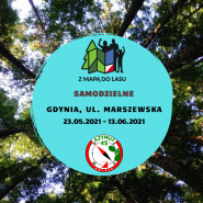 Z Mapą do Lasu Gdynia, ul. Marszewska