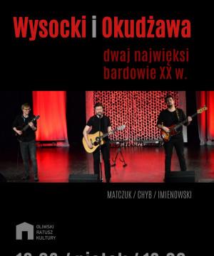 Wysocki, Okudżawa - dwaj najwięksi bardowie XX w.
