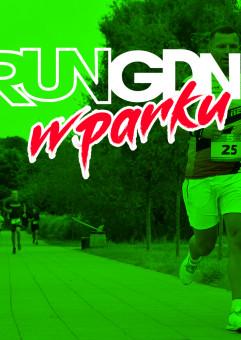 #RUNGDN - Piątka w parku