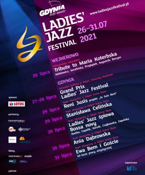 Ladies' Jazz Festival - Tribute to Maria Koterbska
