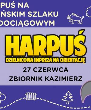 Harpuś na Gdańskim Szlaku Wodociągowym - Kazimierz