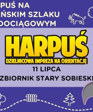 Harpuś na Gdańskim Szlaku Wodociągowym - Stary Sobieski