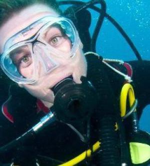Pojedyńcza lekcja nurkowania z instruktorem