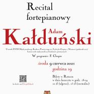 Adam Kałduński - Recital Fortepianowy