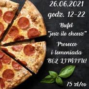 Wielkie otwarcie pizzy