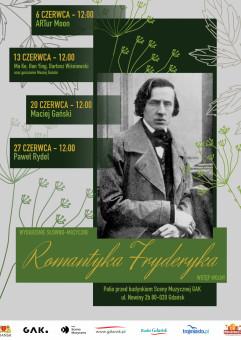 Romantyka Fryderyka - Paweł Rydel