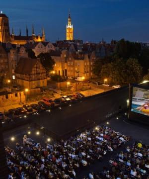 Kino na Szekspirowskim - Frances Ha