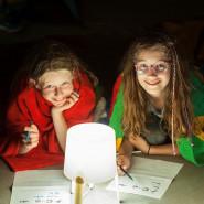 Gdyńska wieczorynka - nocna gra miejska dla dzieci 6-12 lat z opiekunem