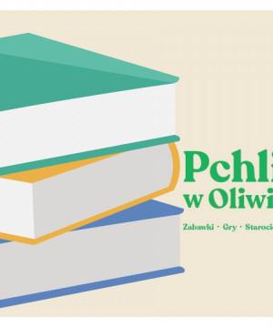 Pchli Targ w Oliwie - Uwalniamy książki 2