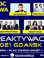 Polska Noc Kabaretowa 2021 - Reaktywacja