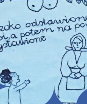 Smaryda. Hafty, wycinanki i makaty Aśki Borof - Remusowa kara, czyli Pomorze w podróży