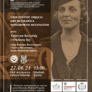 Uroczystości objęcia honorowym mecenatem ORP Błyskawica