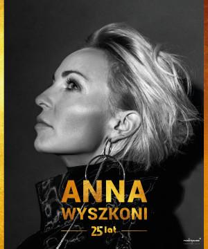 Anna Wyszkoni 25 lat