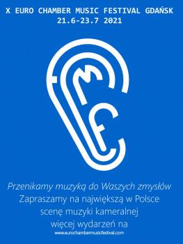Bilety na Euro Chamber Music Festival