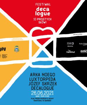 Festiwal Decalogue - 10 Prostych Słów!