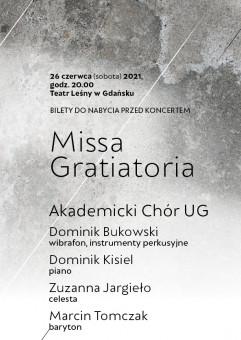 Missa Gratiatoria