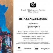 Rita Staszulonok - wystawa