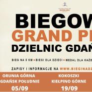 Biegowe GP Dzielnic Gdańska - GP Kokoszki
