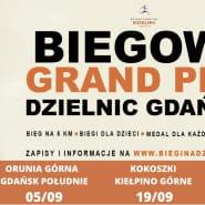 Biegowe GP Dzielnic Gdańska - GP Wrzeszcz Dolny