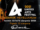 United Arts Festival - Riverside, Steve Rothery Band, Collage, Mick Moss, Tangerine Dream