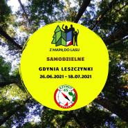 SAMODZIELNE Z Mapą do Lasu Gdynia Leszczynki