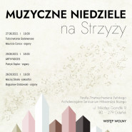 Muzyczna niedziela na Strzyży - Maestro Maurizio Conca