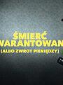 Śmierć gwarantowana (albo zwrot pieniędzy) - Kino Letnie w Orłowie