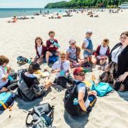 Nie chowaj głowy w piasek. Warsztaty budowania z piasku dla dzieci w wieku 6-12 lat z opiekunem