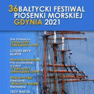 XXXVI Bałtycki Festiwal Piosenki Morskiej
