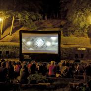 Kino po zachodzie - Biały potok