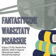 "Warsztaty pisarskie ""bibLEMteka"""
