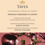 Otwarcie salonu Tavex